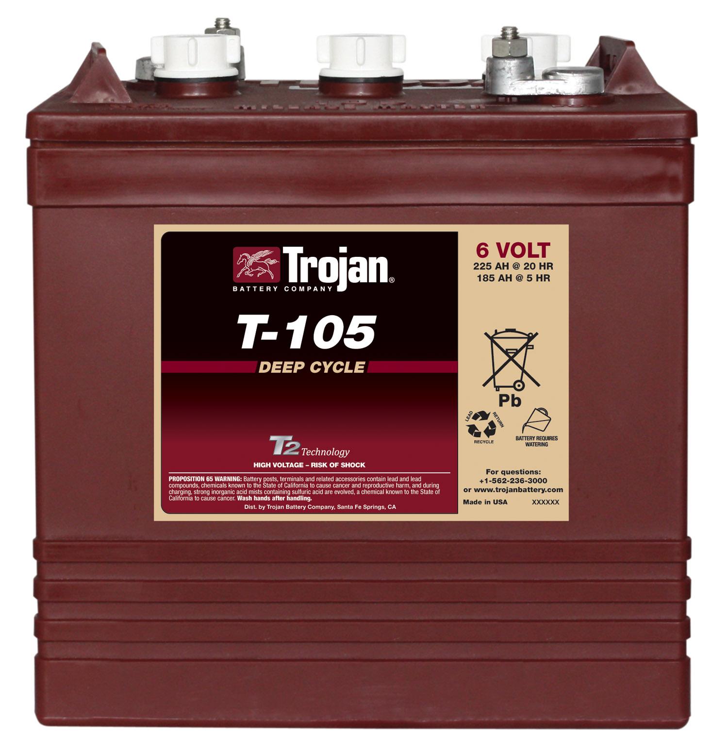 Trojan T-105 tarjous  149€