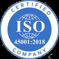työterveys- ja turvallisuusstandardi ISO 45001
