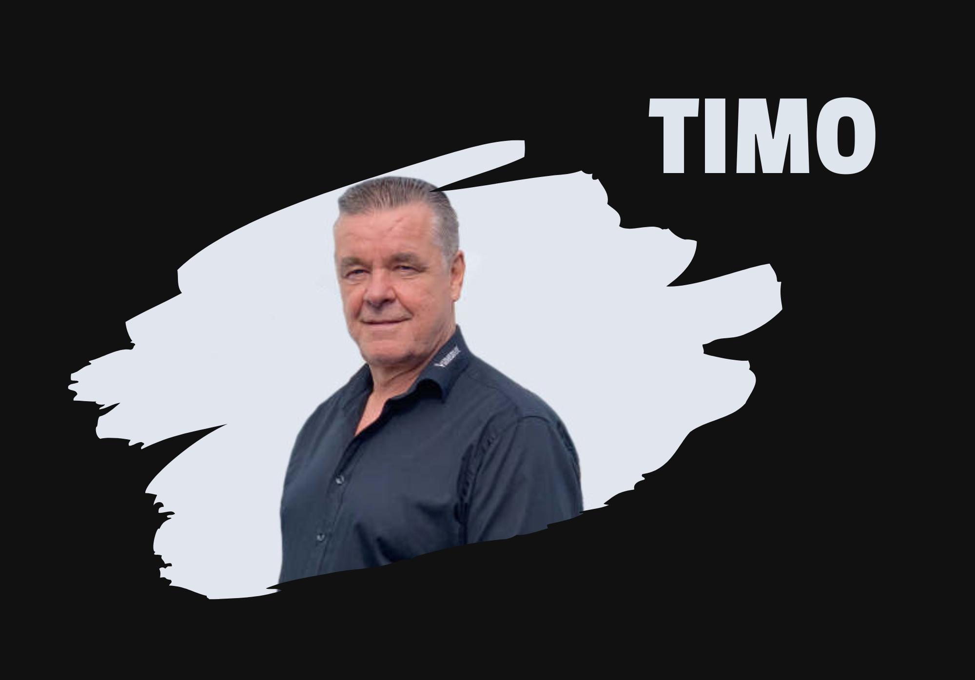 Me olemme Simeri: Timo
