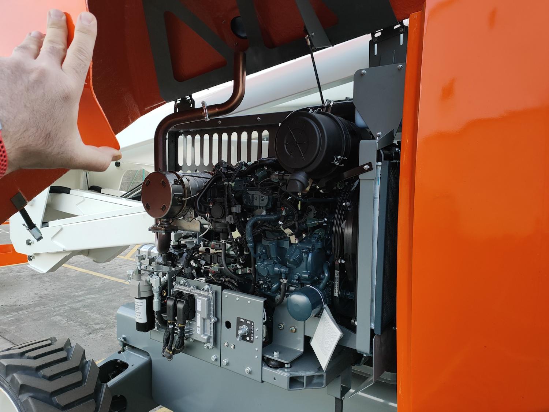 Stage V moottorit- tulevaisuutta ja tehokkuutta