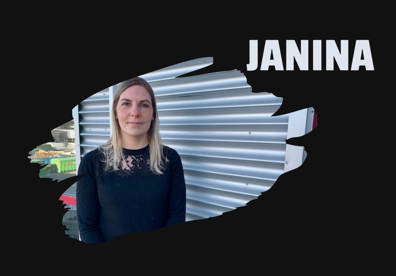 Me olemme Simeri: Janina